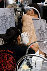 Tattoo Art Fest (192/290) - 04-06Jul08, Paris (France)