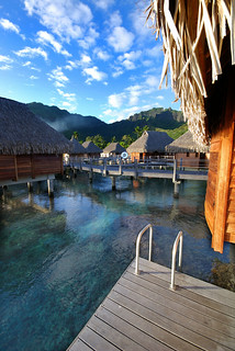 Moorea Bungalow Deck | by RGB12