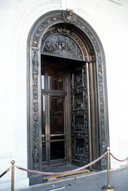 ... Columbus doors Capitol Washington DC (1983)   by The Douglas C&bell Show & Columbus doors Capitol Washington DC (1983)   The Douglas Campbell ...