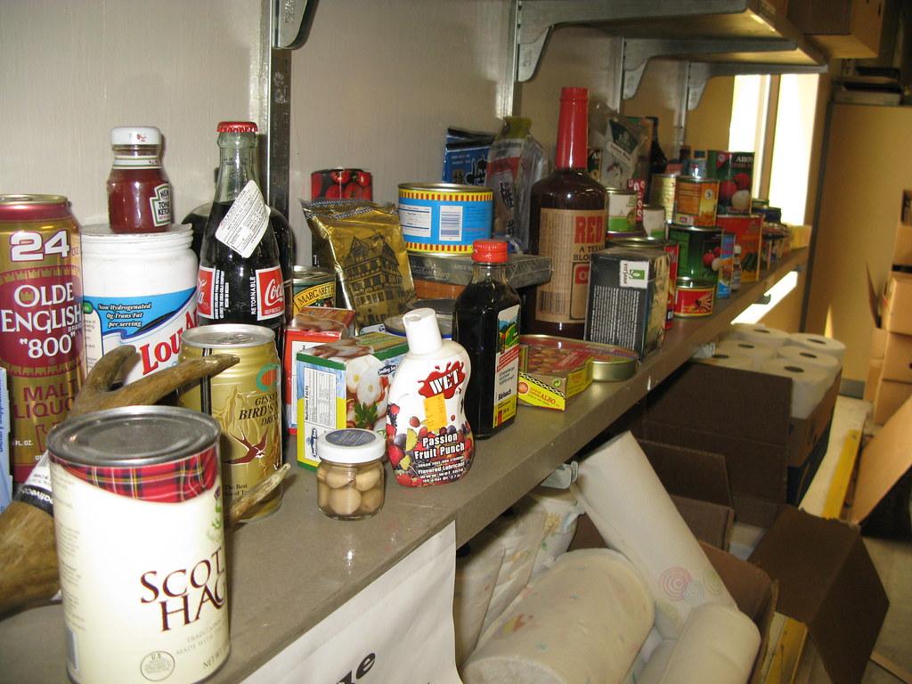 Food Bank Abuse