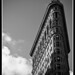 Flatiron on black