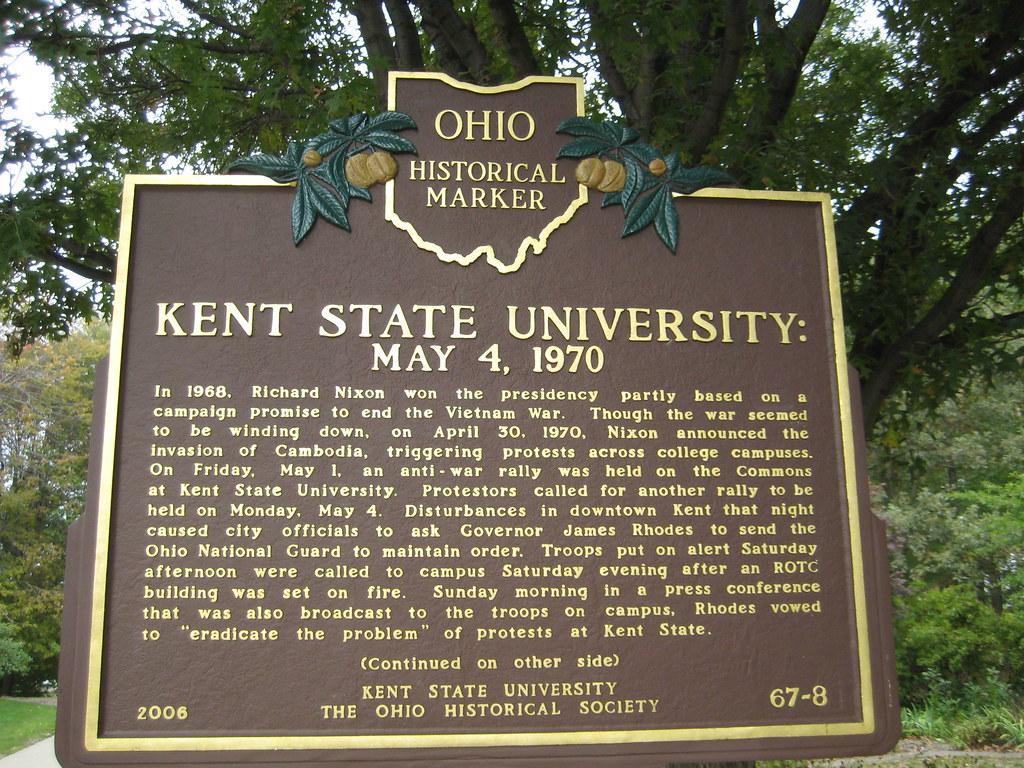 kent state shooting Ohio is a protest song written and composed by neil young in reaction to the kent state shootings of may 4, 1970, and performed by crosby, stills, nash & y.