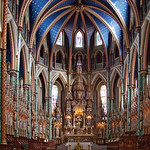 Notre Dame Cathedral - Ottawa