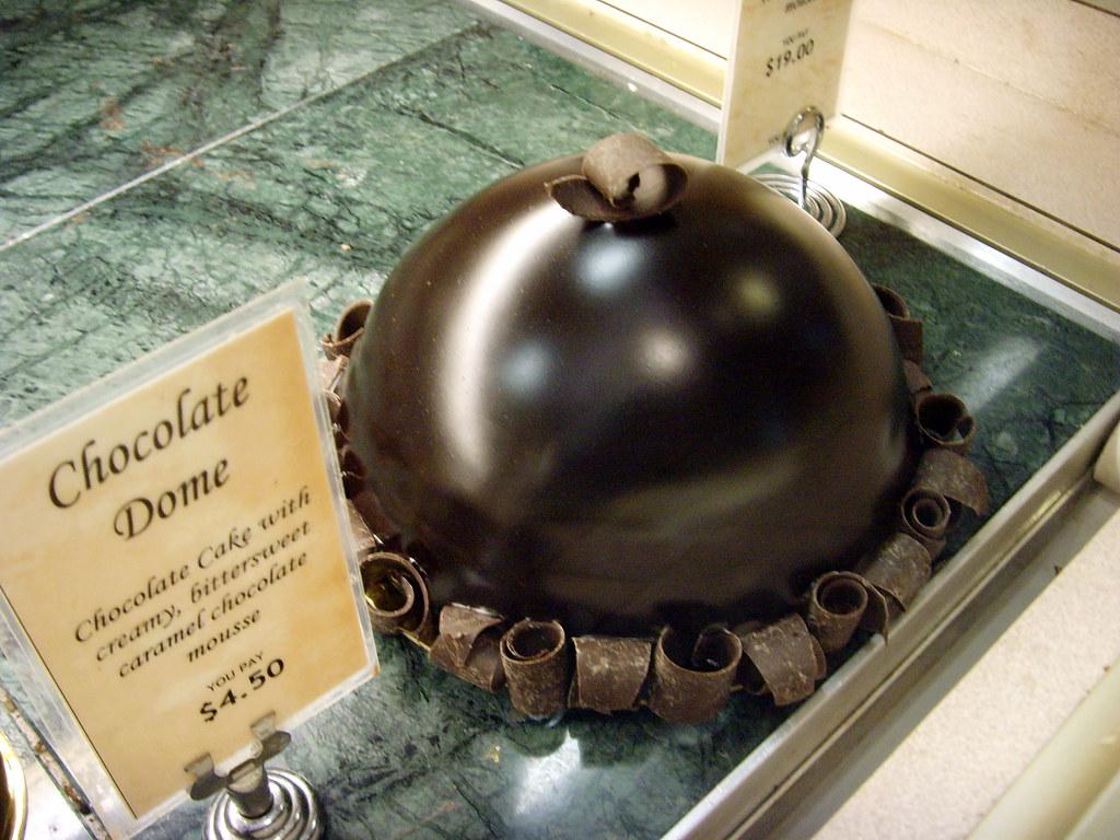 Dome Cake Pan