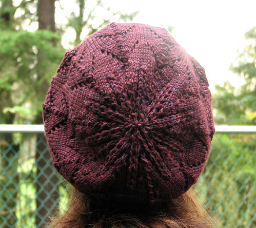Woolly Wormhead Mystery Beret | by Red Yarn