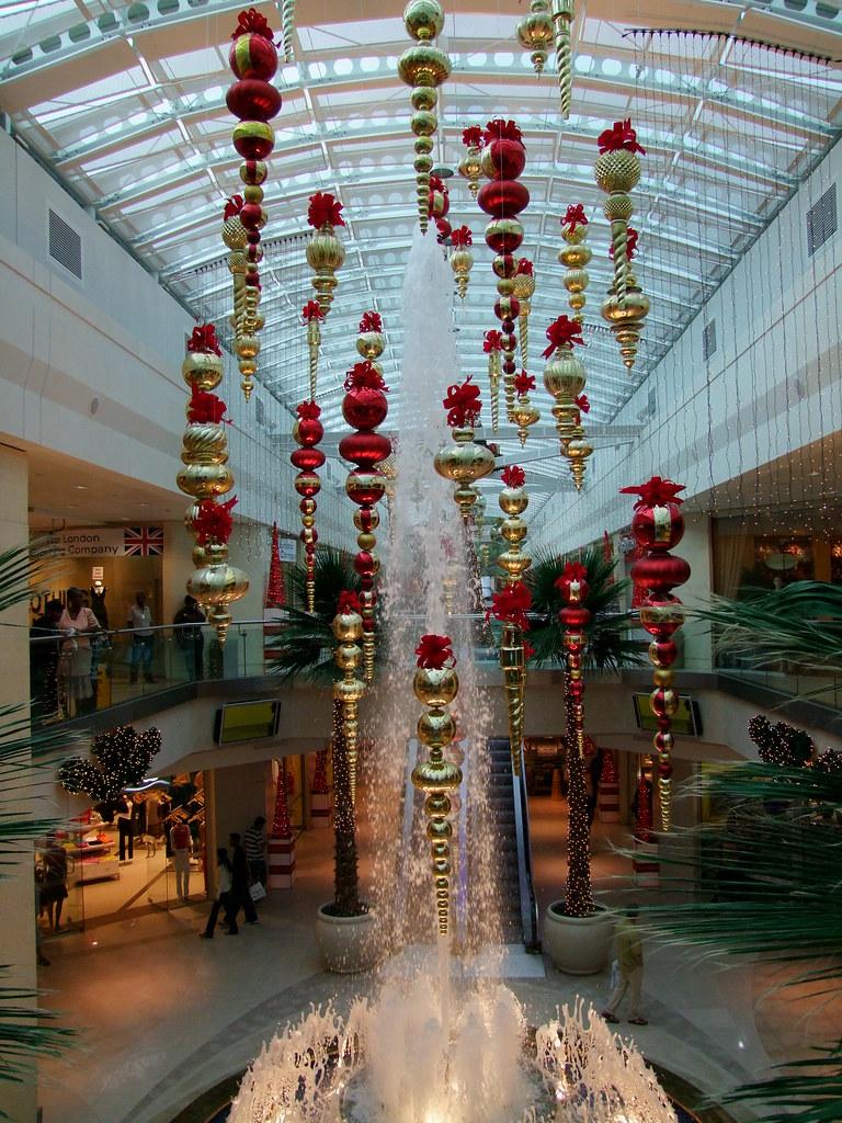 West Mall Christmas Decorations 11 Christopherbarran