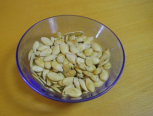 Pumpkin seeds | by Blue Lotus