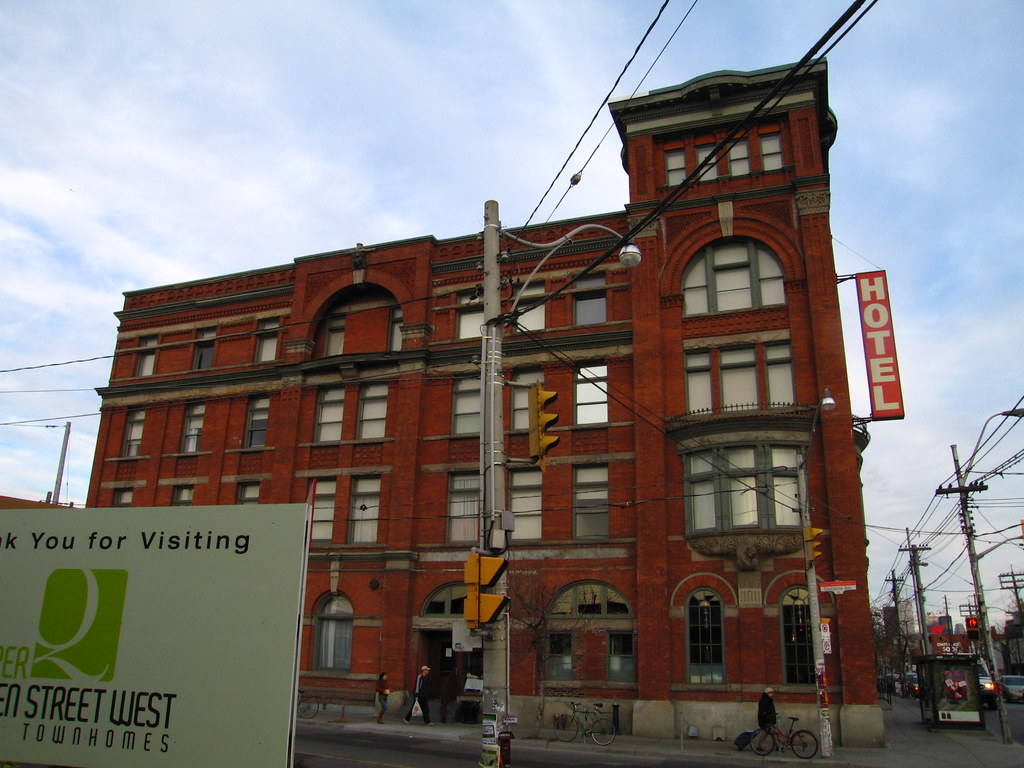 Gladstone Hotel Toronto Ontario