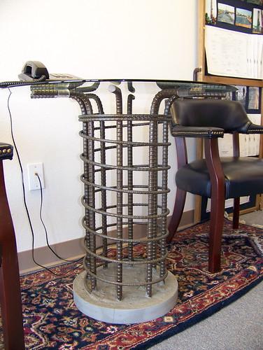 Rebar Table Flickr Photo Sharing