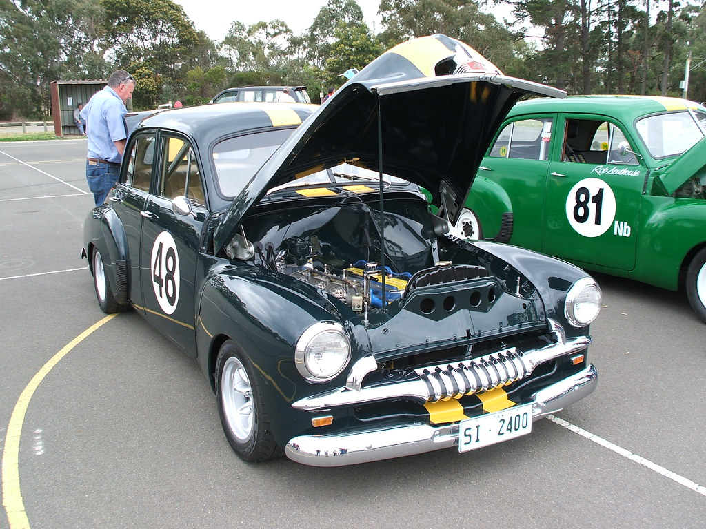 Fj Holden Racing Car Flickr