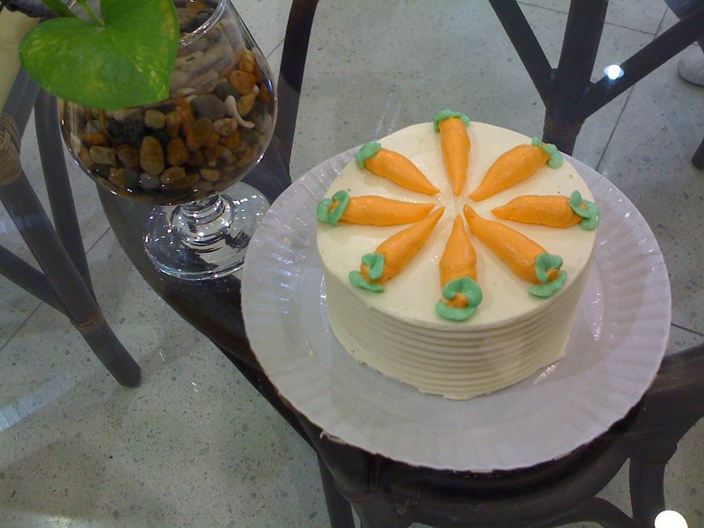 Carrot Cake Bad