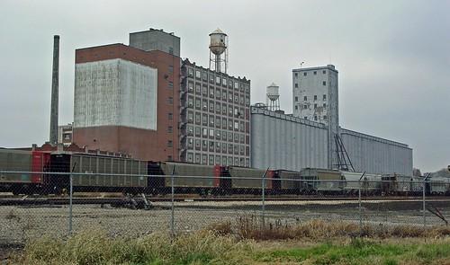 Springfield Il Pillsbury Mills Flickr Photo Sharing
