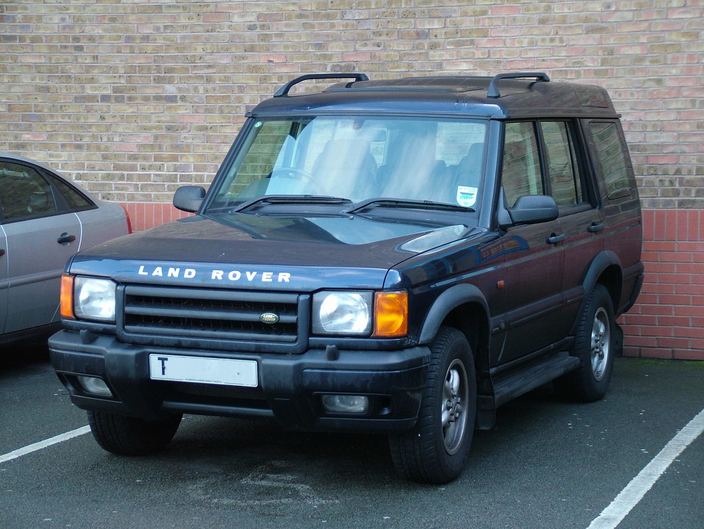 1999 discovery td5 land rover discovery td5 t reg kenjonbro flickr. Black Bedroom Furniture Sets. Home Design Ideas