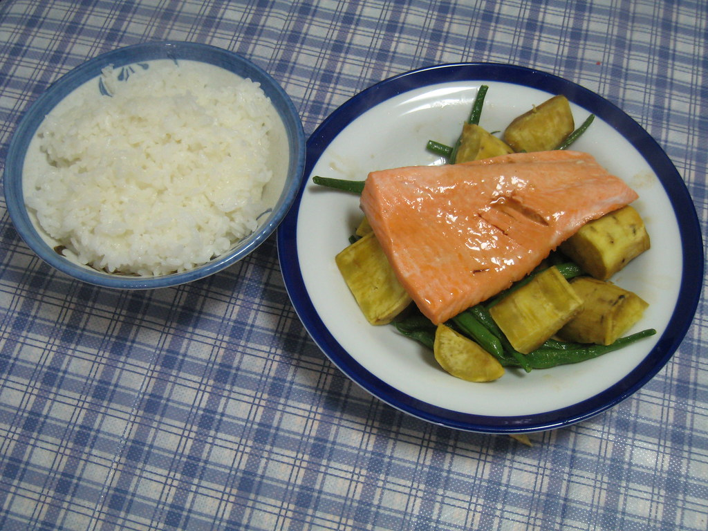 Salmon And Sweet Potato Baby Food Recipe