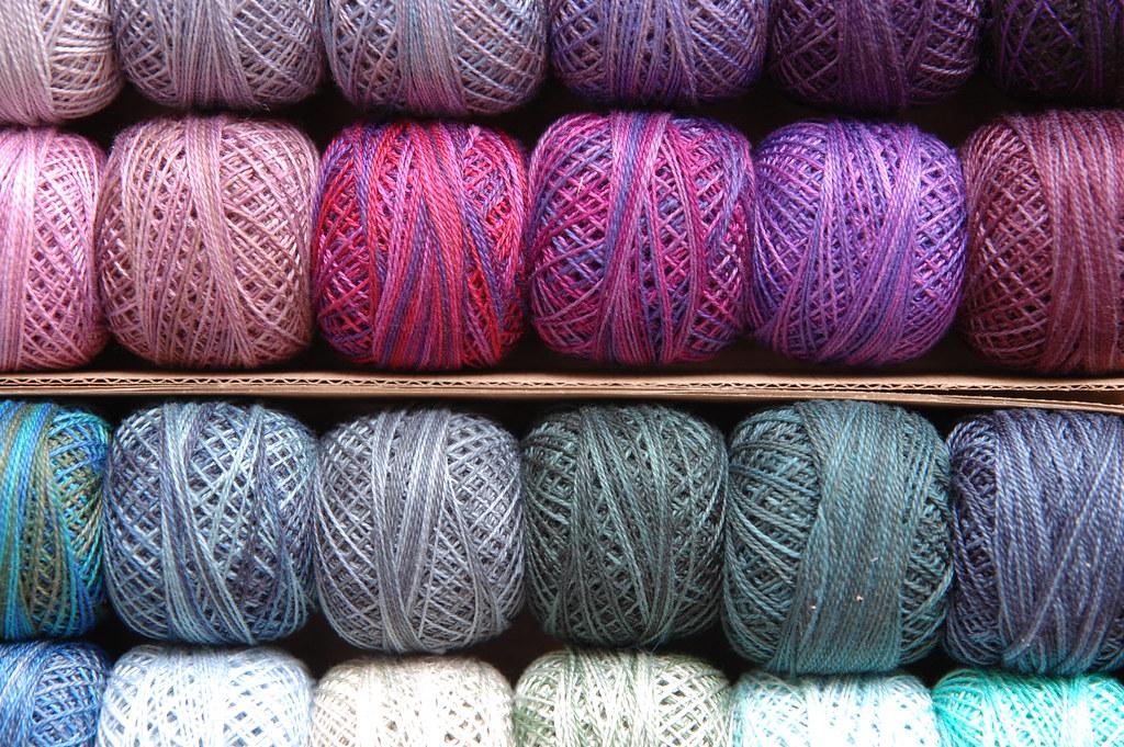 Valdani Pearl Cotton Embroidery Thread  Arrived July 17