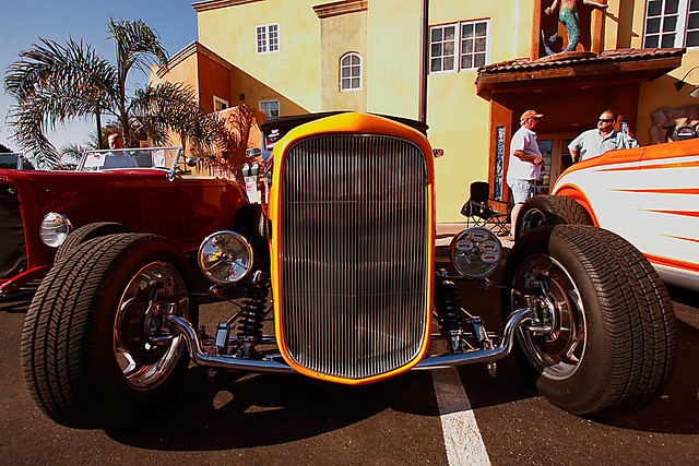 Capitola Rod And Customer Classic Car Show