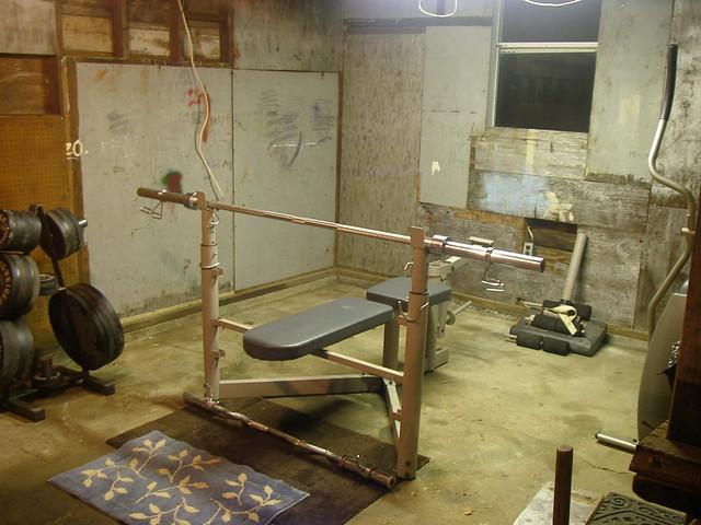 Garage gym flickr photo sharing