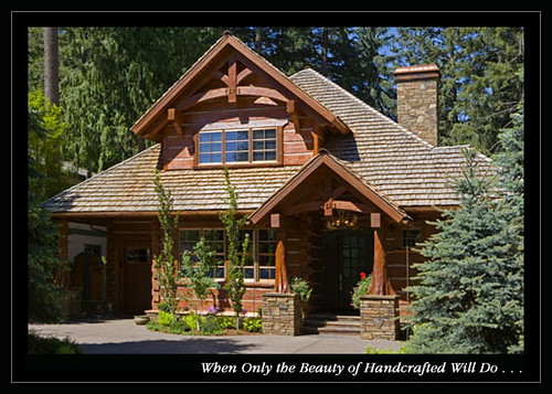 Awesome log home with stone finish there are three for Log and stone homes