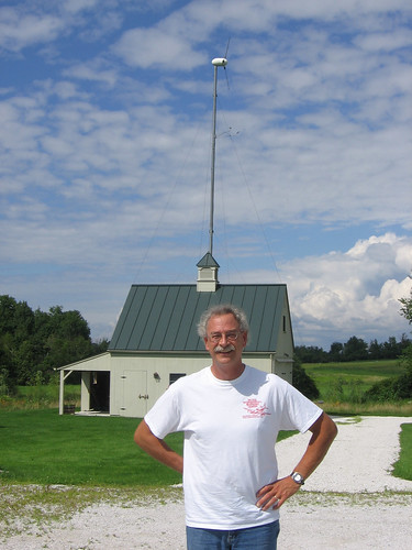 Hub 0808 VT Wind David Blittersdorf | by WNPR - Connecticut Public Radio