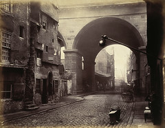 The Cowgate Arch of George IV Bridge, Edinburgh