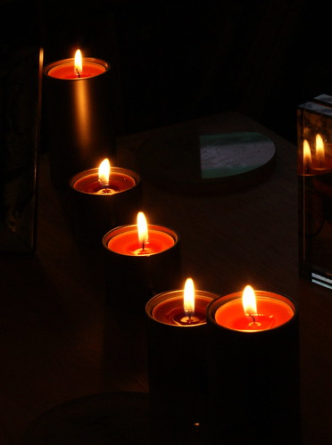 Five candles. | by jlcwalker