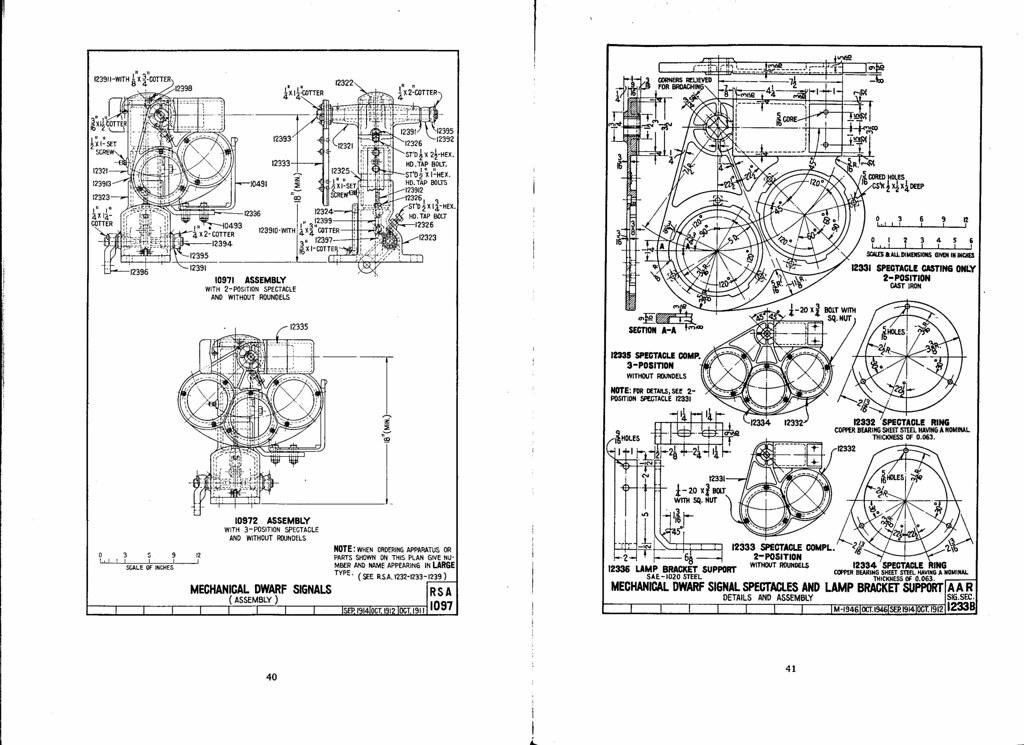 aar dwarf semaphore signal blueprints