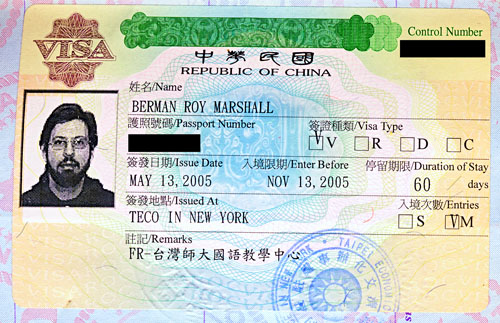Are A Travel Visa And A Passport
