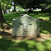 The Arrow to Heaven Gravestone