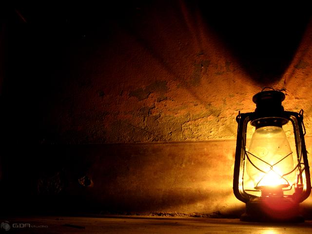 ... Hurricane (Fuel Lamp)   By G.D.abir