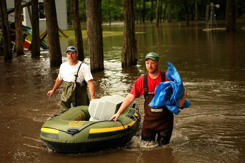 Iowa Floods | by American Red Cross