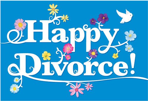 Happy Divorce Card Available To Buy At Www