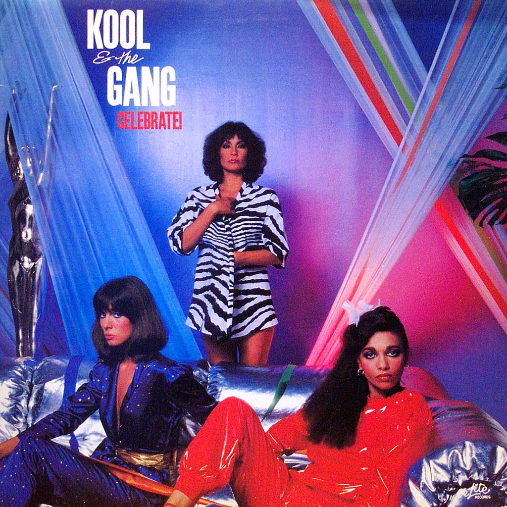 Kool The Gang Celebrate