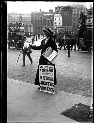 Angleterre Suffragette | by George Eastman House
