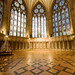 The chapter house, York minster, England