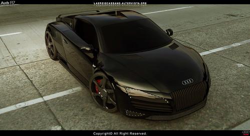 Audi R7 Concept By Laerzio Cassano Flickr Photo Sharing