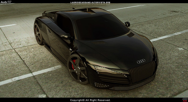 Audi R7 Concept By Laerzio Cassano If You Need Hq Of