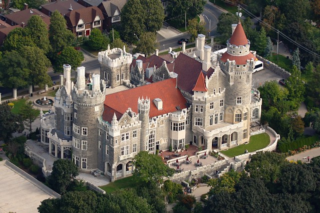 Casa loma this image may not be used in any way without for Casa loma mansion toronto