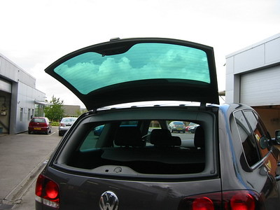Vw Touareg Glass Lifting Window All Touareg S Have A