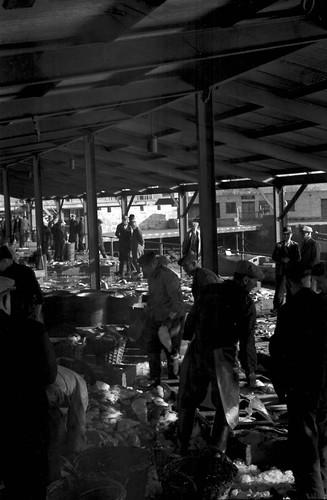 1503 Newlyn Fish Market