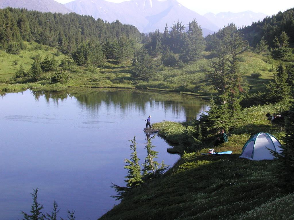 Camping Near Lake Conestee Nature Park