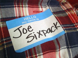 Hello my name is Joe Sixpack | by Mykl Roventine