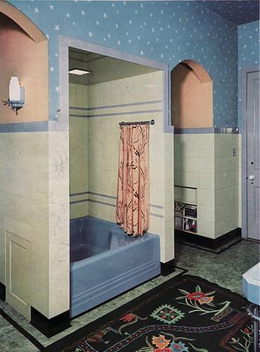 1937 bathroom carrara structural glass manufactured by p flickr. Black Bedroom Furniture Sets. Home Design Ideas
