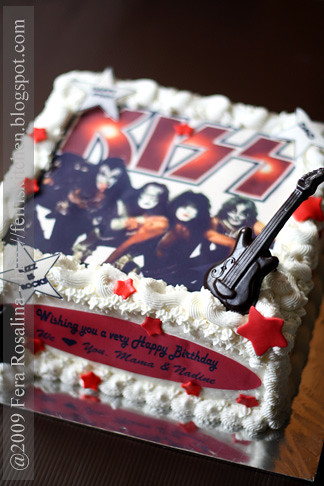 Where Is The Band Cake From