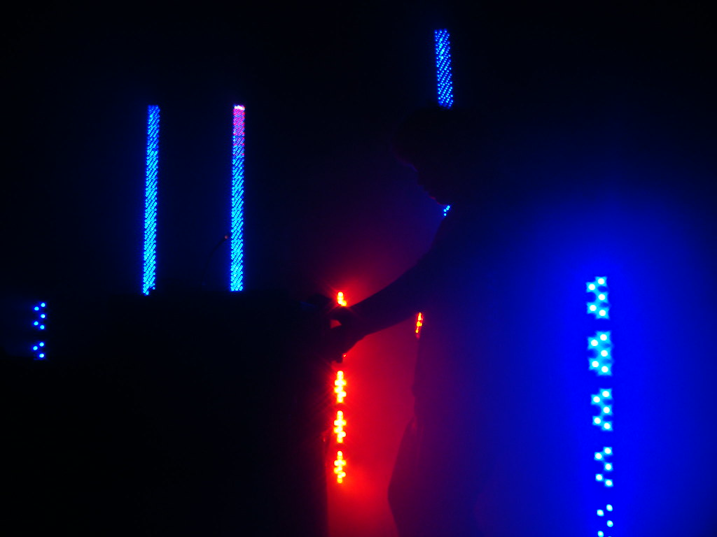 Simian Mobile Disco Tour