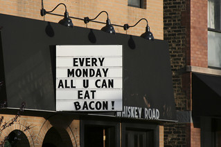 All You Can Eat Bacon!