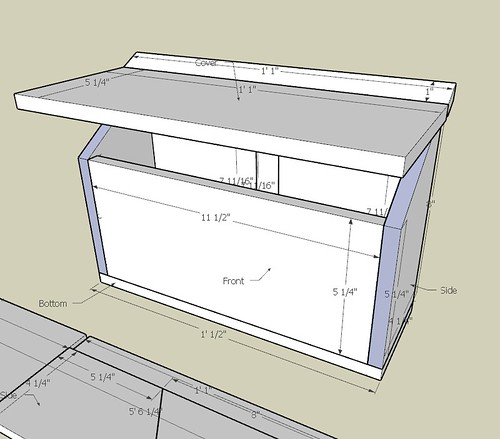 Plan For My New Mailbox Took Me A Day And A Half Of