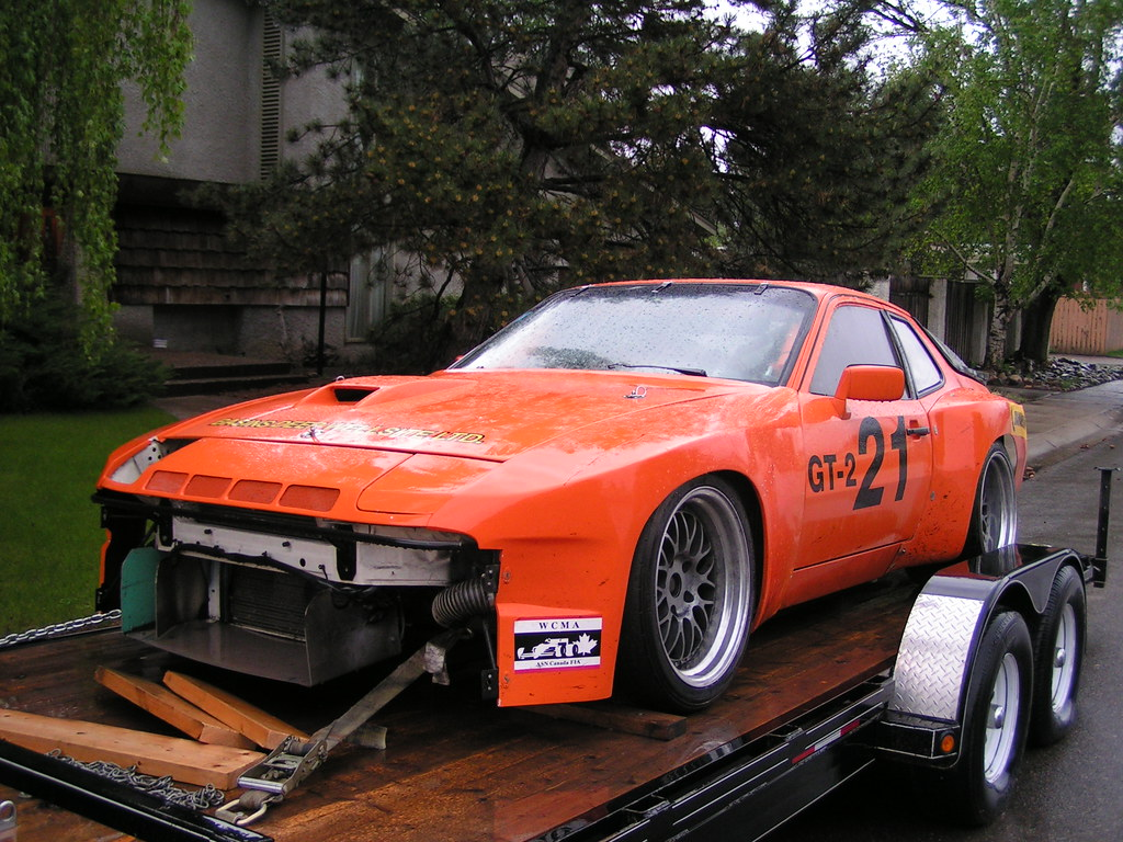 Scca Gt Race Cars For Sale
