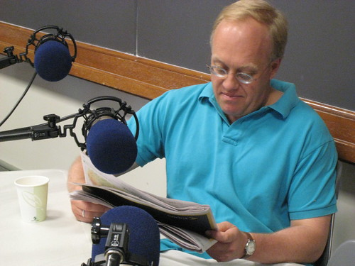 Christopher Hedges | by WNPR - Connecticut Public Radio