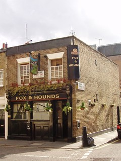 Fox and Hounds, Belgravia, SW1 | by Ewan-M