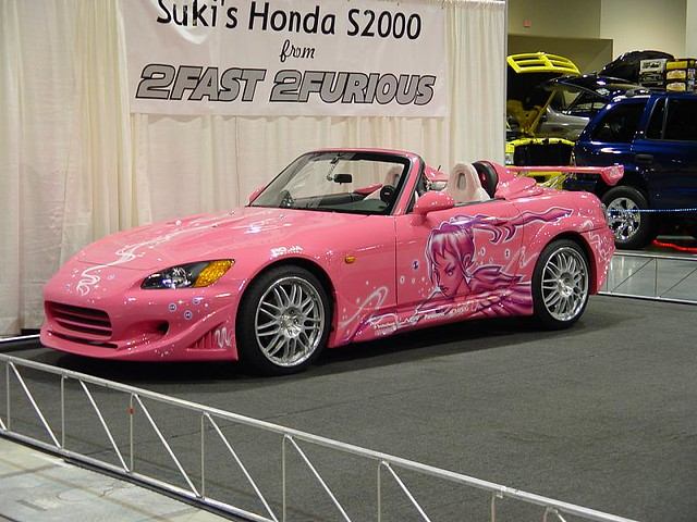 fast and the furious 2 suki 39 s s2000 suki 39 s s2000 from. Black Bedroom Furniture Sets. Home Design Ideas